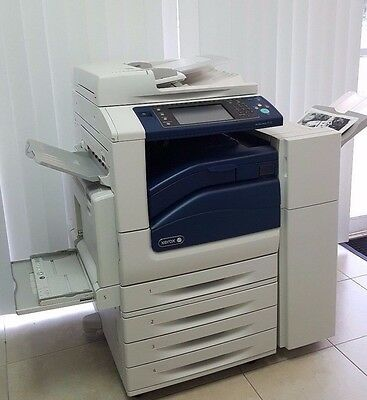 Xerox WorkCentre 7535 Commercial Printer