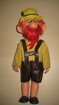 Nestle Little Hans the chocolate Maker doll 1969 vintage advertising NICE