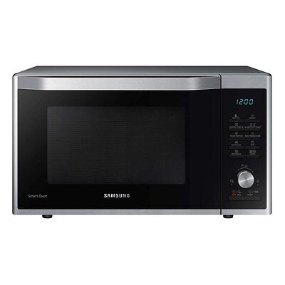 Samsung - Combination Microwave Oven in Stainless Steel - MC32J7055CT