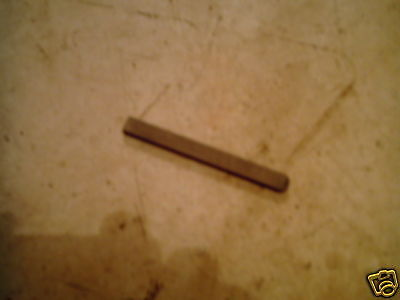 8ft A-702 Aermotor Windmill Key for Pinion Gears, A744