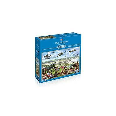 Gibsons The Airshow Jigsaw Puzzle 1000 Pieces