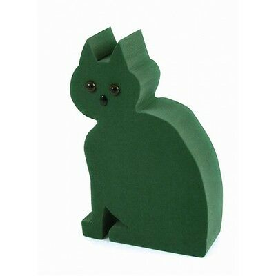 Cat 3D Floral Foam Funeral Funeral Tribute Memorial Oasis Type Sku 2465