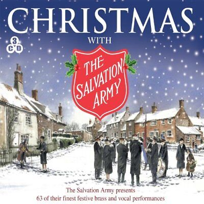 The Salvation Army - Christmas With The Salvation Army [CD]