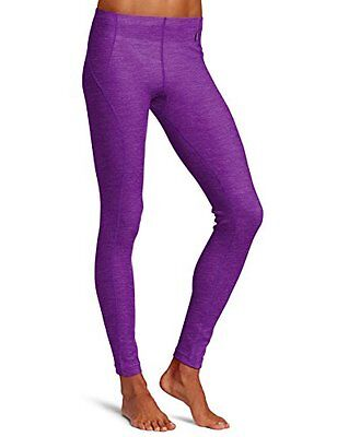 Helly Hansen Women's Hh Warm Base Layer Pants, Sunburned Purple, Medium