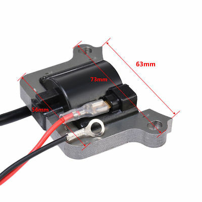 New Ignition Coil To Fit Various Chainsaw Strimmer Brush Cutter Lawnmower