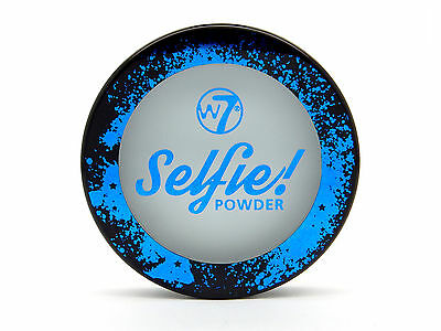 W7 Selfie Face Pressed Powder Compact