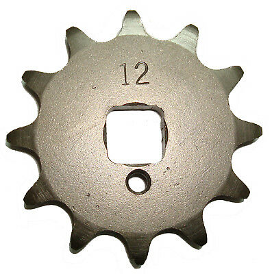 TRAC Moped Front Sprocket 12 Tooth # 415