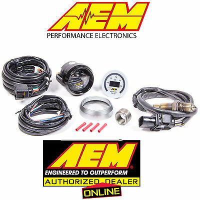 AEM 30-4110 Digital Wideband UEGO Gauge Controller Air Fuel Ratio Bosch 4.9LSU