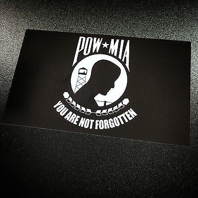 POW MIA - Sticker
