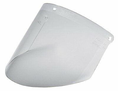 3M Clear Polycarbonate Faceshield WP96, Face Protection 8270100000, Molded