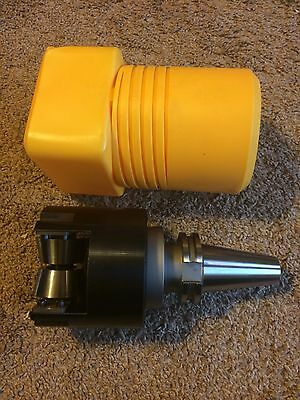 """New GS Cat 40 Tool Holder 1 1/4-2"""" w/ Roller Form Head"""