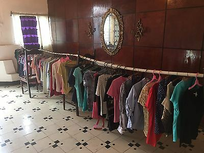 Lot (50 Pieces) of Women's Clothes