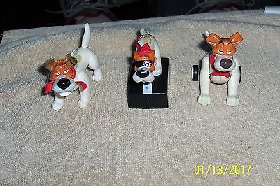 Disney Oliver & Company Burger King Kids Meal Lot 3 Different Dodger Dogs 1996