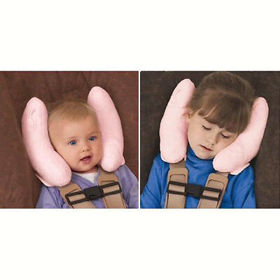LH Car Baby Neck Support Pillow Comfort New Infant Toddler Auto Seat Head Travel