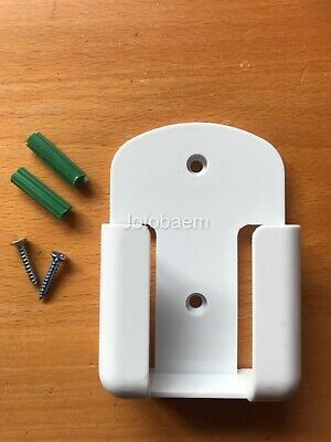 1 X Air Conditioner Remote Control Wall Holder Bracket Mount - Fits most remotes