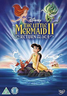 The Little Mermaid II - Return to the Sea [DVD][Region 2]