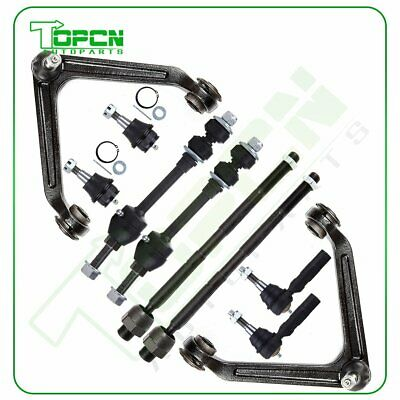 10 Pcs Complete Front Suspension Kit for 2002 - 2005 Dodge Ram 1500 RWD and 2WD