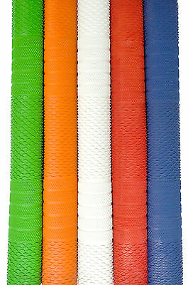 Top Quality Cricket Bat Replacement Rubber Material Grips Non Slip Durable