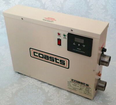 COASTS ST-11 WATER HEATER THERMOSTAT for SWIMMING POOL POND & SPA HEATER @ 11KW
