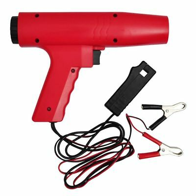 New Red Automobile Power Timing Light 12V Dc
