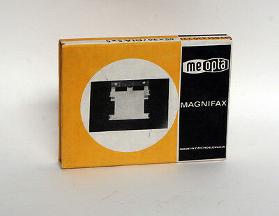 Meopta 35mm Silde Insert For Magnifax