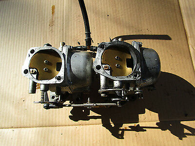 MARINER / YAMAHA OUTBOARD 48 - 70 hp CARBURETOR ASS'Y (UPPER)  & LOWER