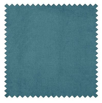 FF IZZI RECTANGULAR CUSHION PREMIUM Polyester & Nylon, 60x40cm - CAPRI TEAL BLUE