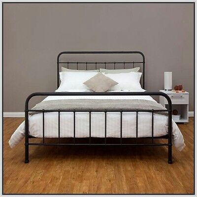 Metal Bed Frame Single King Single Double or Queen Size New