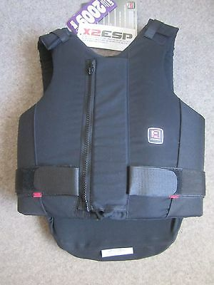 Rodney Powell Elite Body Protector - X2ESP - Chlids / Small Adults CLEARANCE