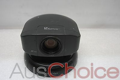 "Sony EVI-D31 1/3"" 12x Zoom CCD PTZ Remote Control Camera Conference Webcam"