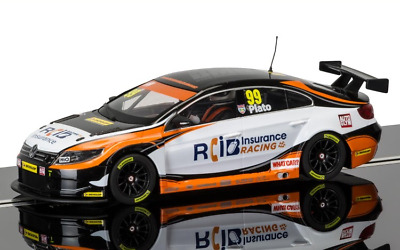 Scalextric C3737 BTCC VW Passat Jason Plato 2015 NEW DPR PCR