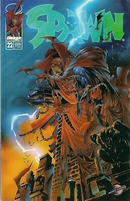 SPAWN vol. 1 - nº 22