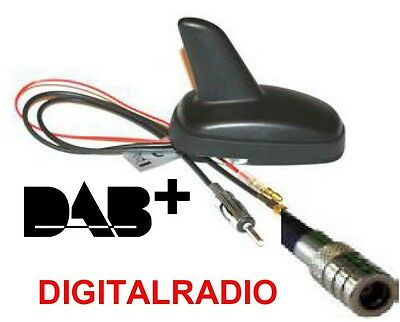 DAB Shark fin antenna DAB/FM/on the amplifier ( active ) CAR ROOF ANTENNA car