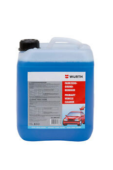 Genuine Wurth Primary Vehicle Valeting TFR Multiwash Cleaner 20 Litre 20 L