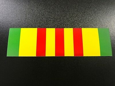 Vietnam Ribbon - Sticker