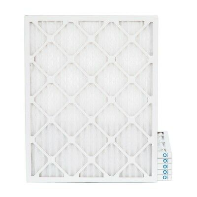 20x24x1 MERV 8 Pleated AC Furnace Air Filters.  6 Pack