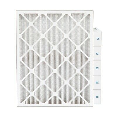 20x24x4 MERV 8 Pleated AC Furnace Air Filters.  6 Pack