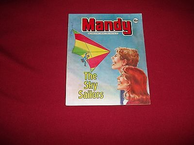 VERY RARE EARLY MANDY  PICTURE STORY LIBRARY BOOK from 1980 - never been read
