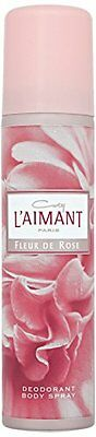 L aimant Fleur De Rose Body Spray, 75 ml