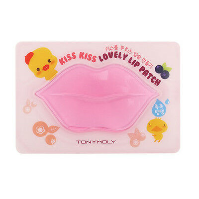 Tony Moly Kiss Kiss Lovely Lip Patch 10g *UK*