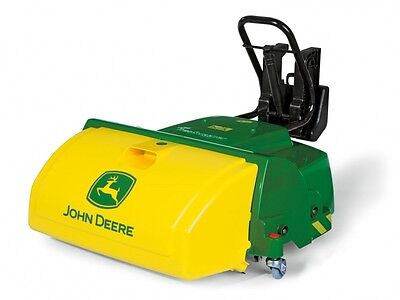 John Deere  Tractor Mounted Road Sweeper  - Ride On  - Rolly