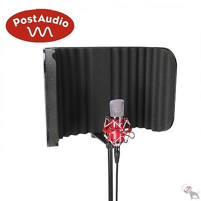 Post Audio ARF-68 Reflection Filter Full Sized Microphone Silencer For Recording