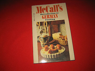 McCall's Introduction to German Cooking German cooking Germanic cuisine Germany