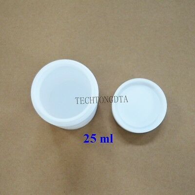 Teflon Chamber Lab 25ml for Hydrothermal Synthesis vessel Autoclave Reactor