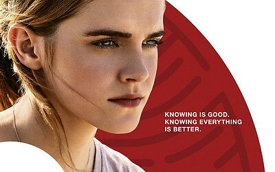 "003 The Circle - Tom Hanks Emma Watson 2017 Thriller Movie 38""x24"" Poster"