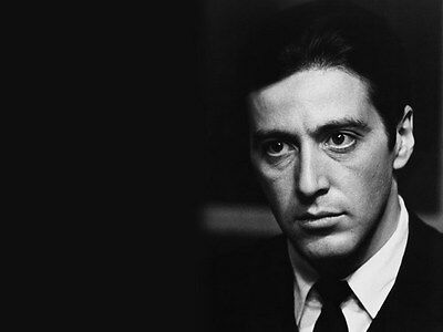 """009 Al Pacino - The Godfather USA Actor 32""""x24"""" Poster"""