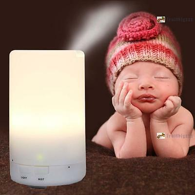 Essential Oil Aroma Diffuser Ultrasonic Humidifier Air Aromatherapy Purifier#DB