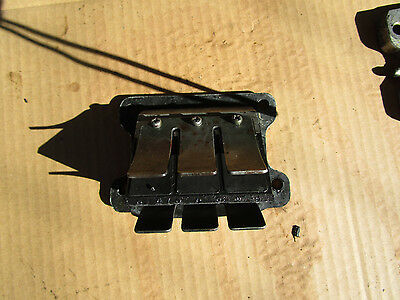 MARINER / YAMAHA OUTBOARD 40 to 70HP 697-13610-00-00 REED VALVE ASY 81268m
