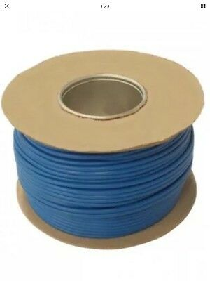 4.0mm Tri-Rated Cable in Blue - 100m on drum.
