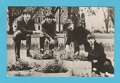 The Beatles -  Anonymous  Postcard  -  The  Beatles